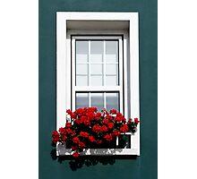 Gorey Window Photographic Print