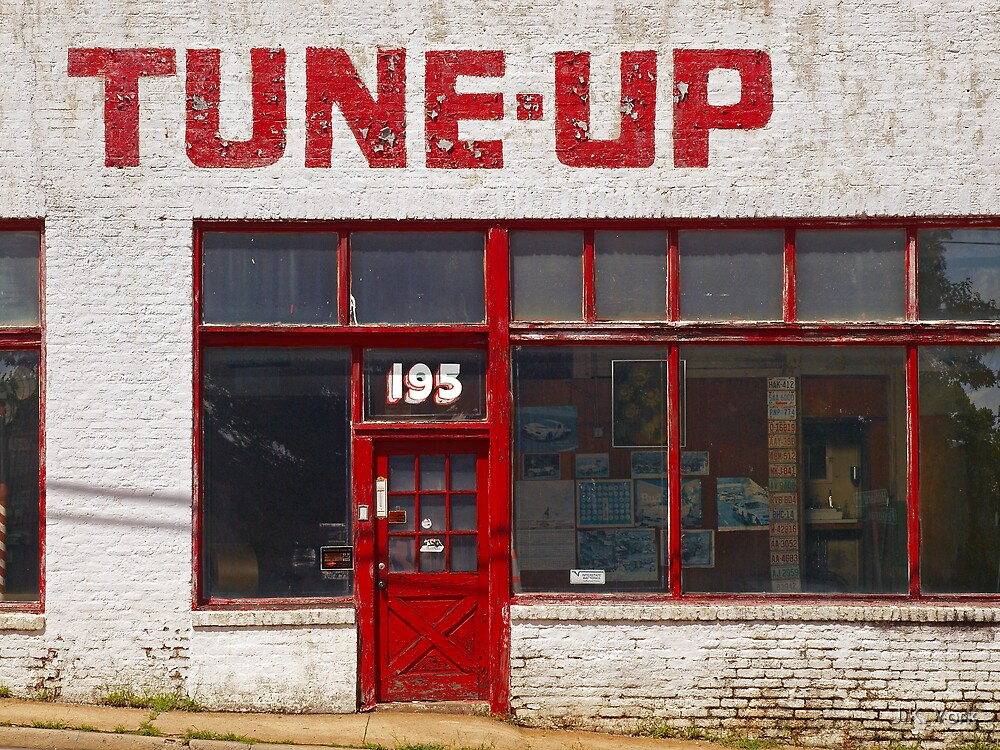 tune up by J.K. York