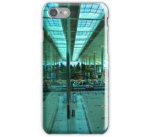 Dubai International Airport Terminal iPhone Case/Skin