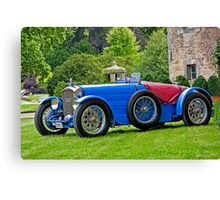 Rally Colombes Sport Canvas Print