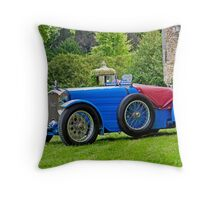 Rally Colombes Sport Throw Pillow