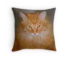 My Maine Coon Cat - Neo Throw Pillow