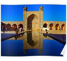Vakil Mosque - SHIRAZ - IRAN Poster