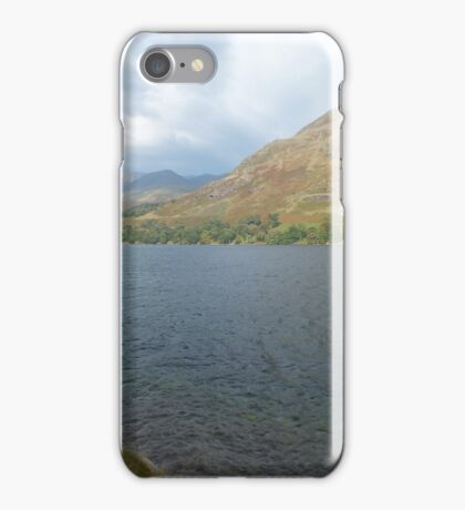 Up Hill And Down Dale iPhone Case/Skin