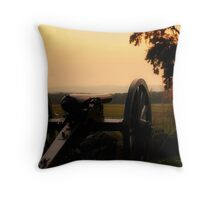 Gettysburg At Rest Throw Pillow