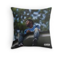 2014 Forest Hills Drive Throw Pillow