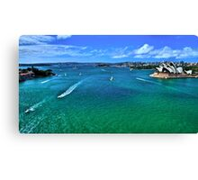 Sydney Harbour - Australia Canvas Print