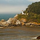 Hacenta Bay Lighthouse by Doug Scott
