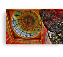 The Dome - Queen Victoria Building - SYDNEY Canvas Print