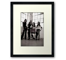 WareHouse  Framed Print