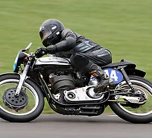 Manx Norton by Paul Woloschuk