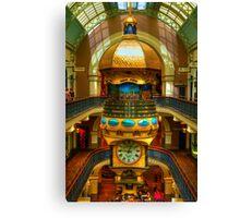 Queen Victoria Building - Sydney - Australia Canvas Print