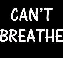 I Can't Breathe  by rara25