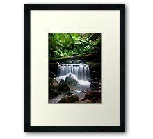 Westmorland Cascades 1 Framed Print