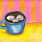 clouds in my coffee by Amy Greenberg
