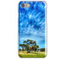 Arboreal Exhalation - Western NSW - Australia iPhone Case/Skin