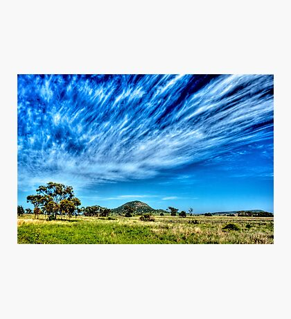 Arboreal Exhalation - Western NSW - Australia Photographic Print