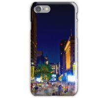 Martin Place - Sydney Festival First Night - Australia iPhone Case/Skin