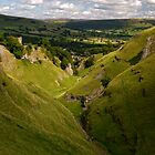 Cave Dale by Roger Butterfield