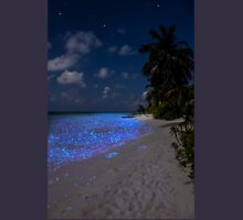 Fluorescent plankton in the Maldives - Indian Ocean T-Shirt