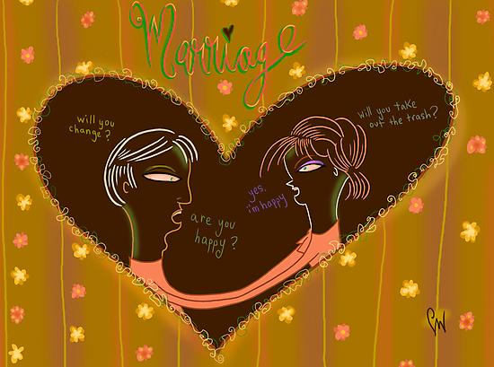 MARRIAGE by Carol Wyatt