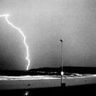 Beached Lightning - Sydney - NSW - Australia by Bryan Freeman