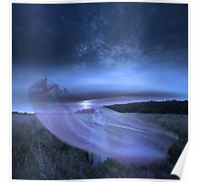 SAILING MEADOWNESS Poster