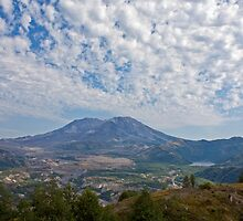 Mt. St. Helens (1) by Barb White