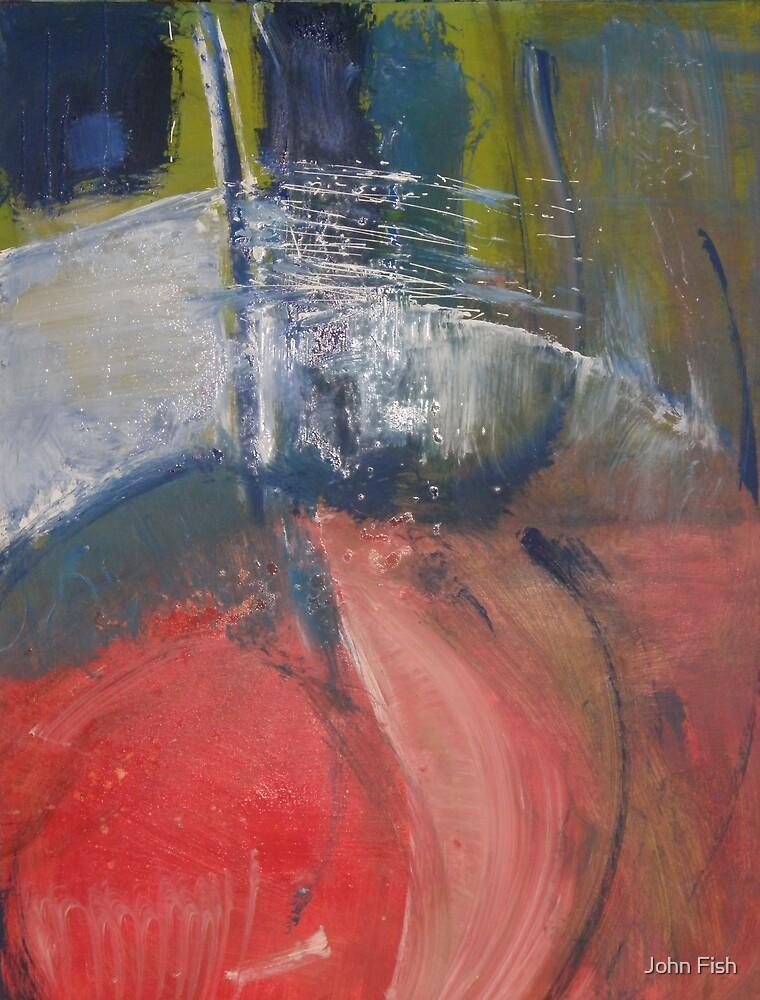 Bowl of Fruit by John Fish