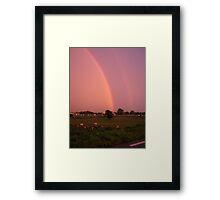 ~In memory of Lise~ Framed Print