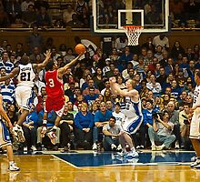 4824 - Duke Basketball by Ray Mosteller
