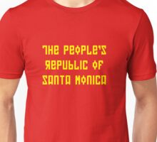 The People's Republic of Santa Monica (dark shirts) Unisex T-Shirt