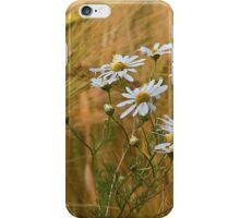 Todays flower and tomorrows flour iPhone Case/Skin