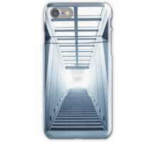 Modern conceptual high tech building iPhone Case/Skin