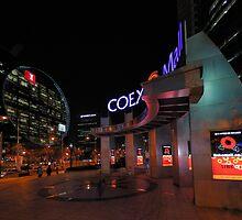 COEX Mall, Seoul by randmphotos