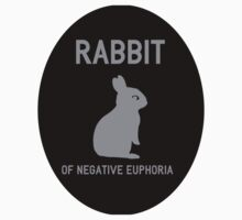 Rabbit of Negative Euphoria by masqueblanc