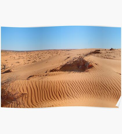 Simspon Dune Poster