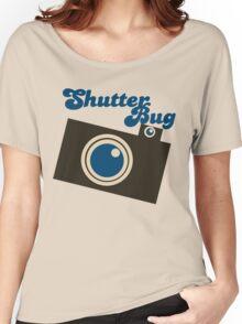 Shutter bug Women's Relaxed Fit T-Shirt