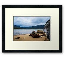 Sealer's Cove Framed Print