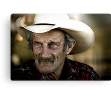 Cowhand 2 Canvas Print