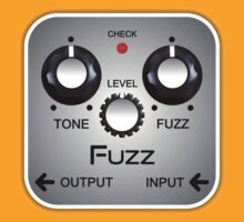 The Fuzz Pedal by kennyn