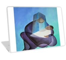 Mary and The Baby Messiah Laptop Skin