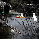 Free Ride on Halloween by Rosalie Scanlon