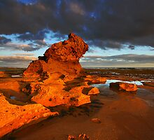 Last Light Lonsdale by David  Hibberd