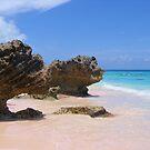 Horseshoe Bay - Bermuda by Jon Winston
