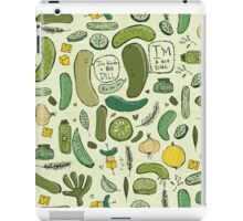 Pickles iPad Case/Skin