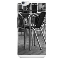 Rain Stopped Play iPhone Case/Skin