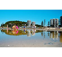 COASTAL LIVING  (FAMILY) Photographic Print