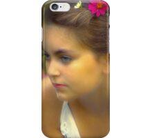 Portrait of a Beauty iPhone Case/Skin