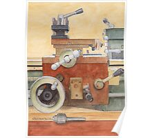 The Lathe Poster